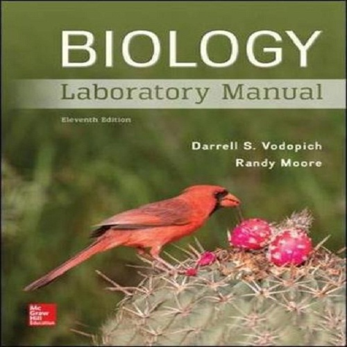 BIOLOGY LABORATORY MANUAL LAB MANUAL 11TH EDITION (EBOOK PDF) from  gomanadigitalbooks