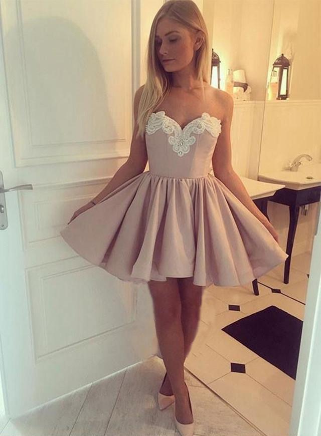 2018 Prom Dresses Short