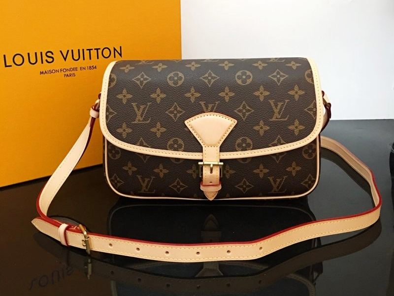 4b116fd55d96 LOUIS VUITTON MONOGRAM CANVAS SOLOGNE M42250 on Storenvy