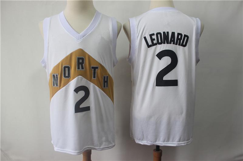 Men s Toronto Raptors 2 Kawhi Leonard White 2018 19 City Edition Jersey 01235c43d