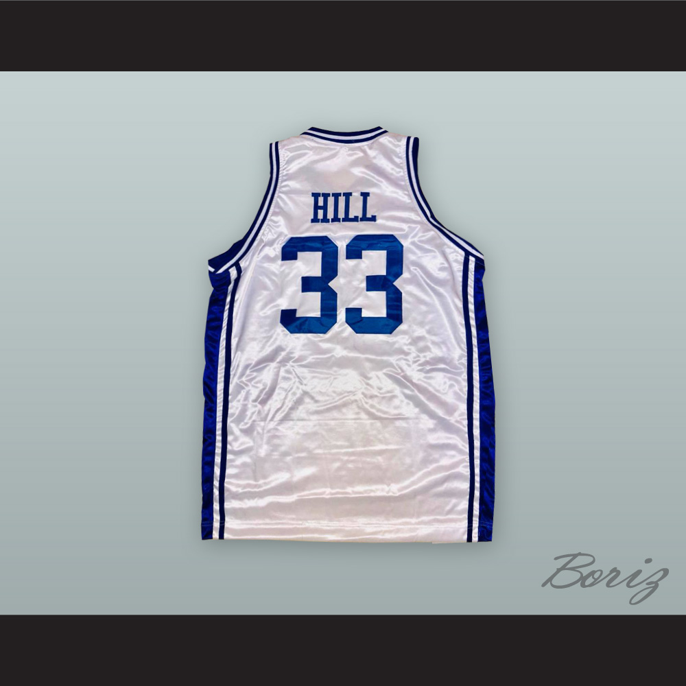 on sale 32887 2bcfc Grant Hill 33 Duke Blue Devils Basketball Jersey from acbestseller