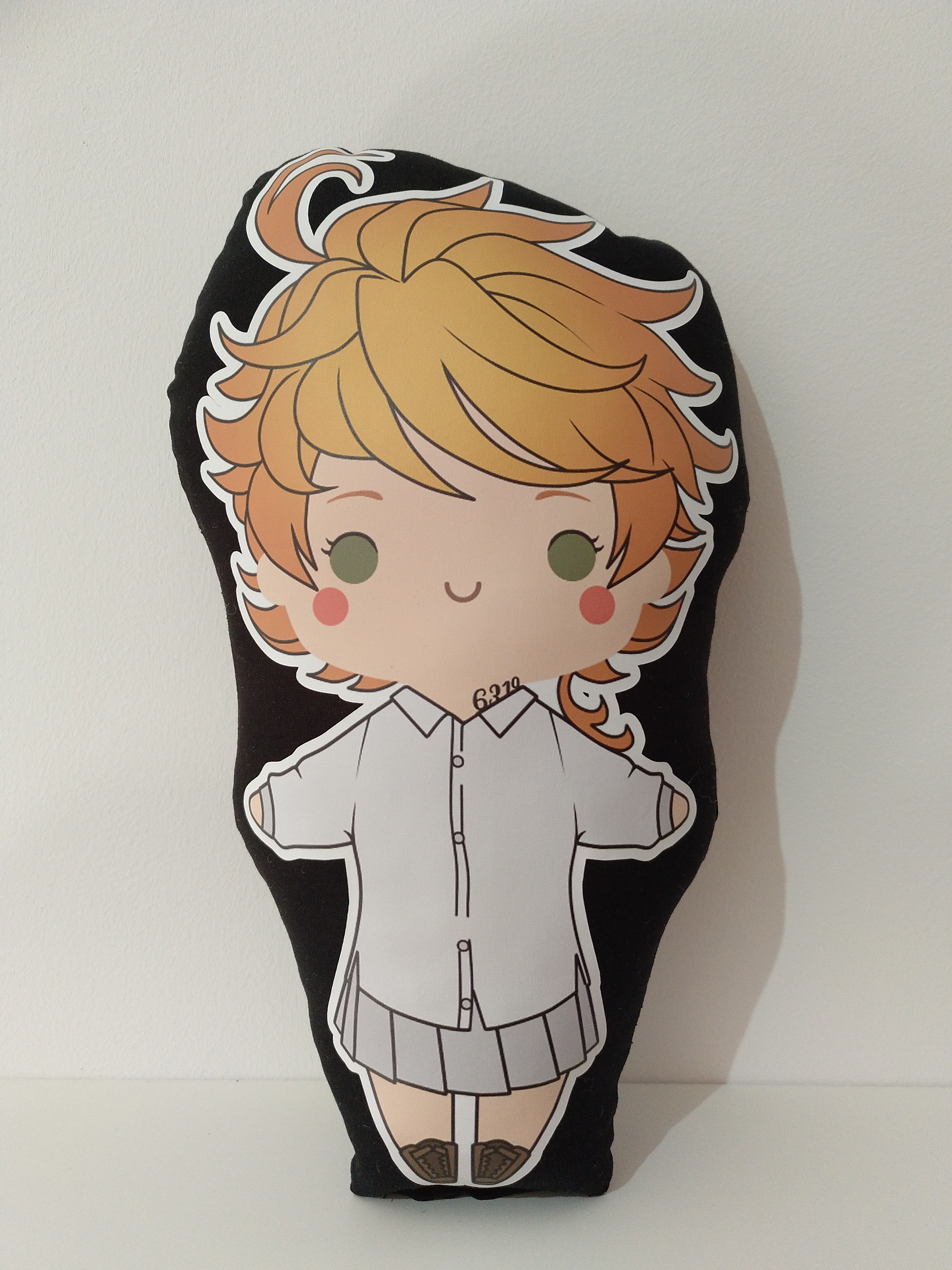 The Promised Neverland - Pillows / Plushies from MibuStore