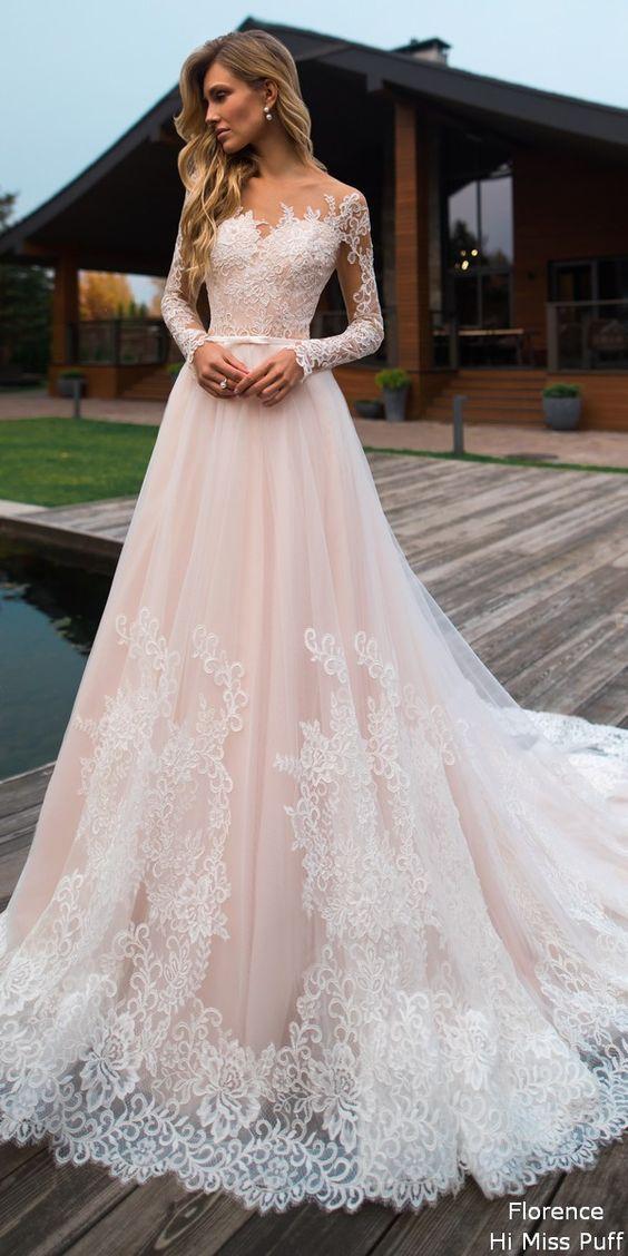 bf34e04c510 lace wedding dress tulle wedding dress