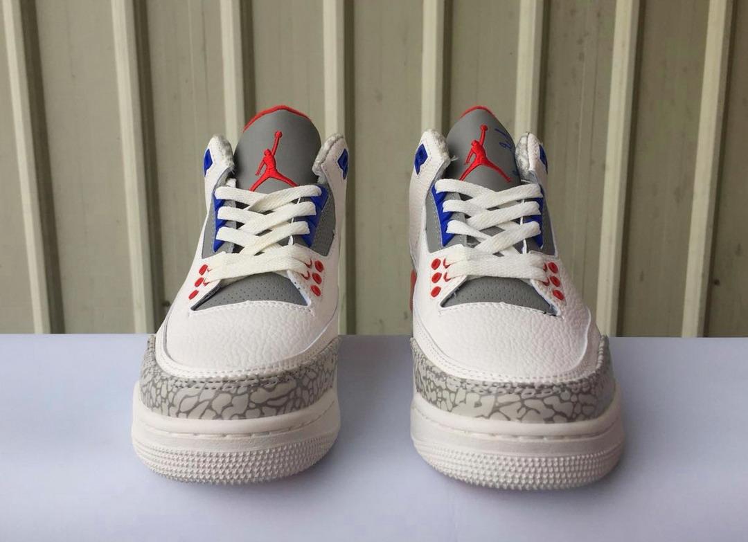 0f6aefeb73b Men Basketball Shoes On Sale Cheap Men Air Retro 3 Basketball Shoes on  Storenvy