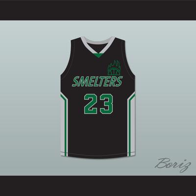 One love 23 mt vernon junior high school smelters basketball jersey rebound  - Thumbnail 2 590b54792
