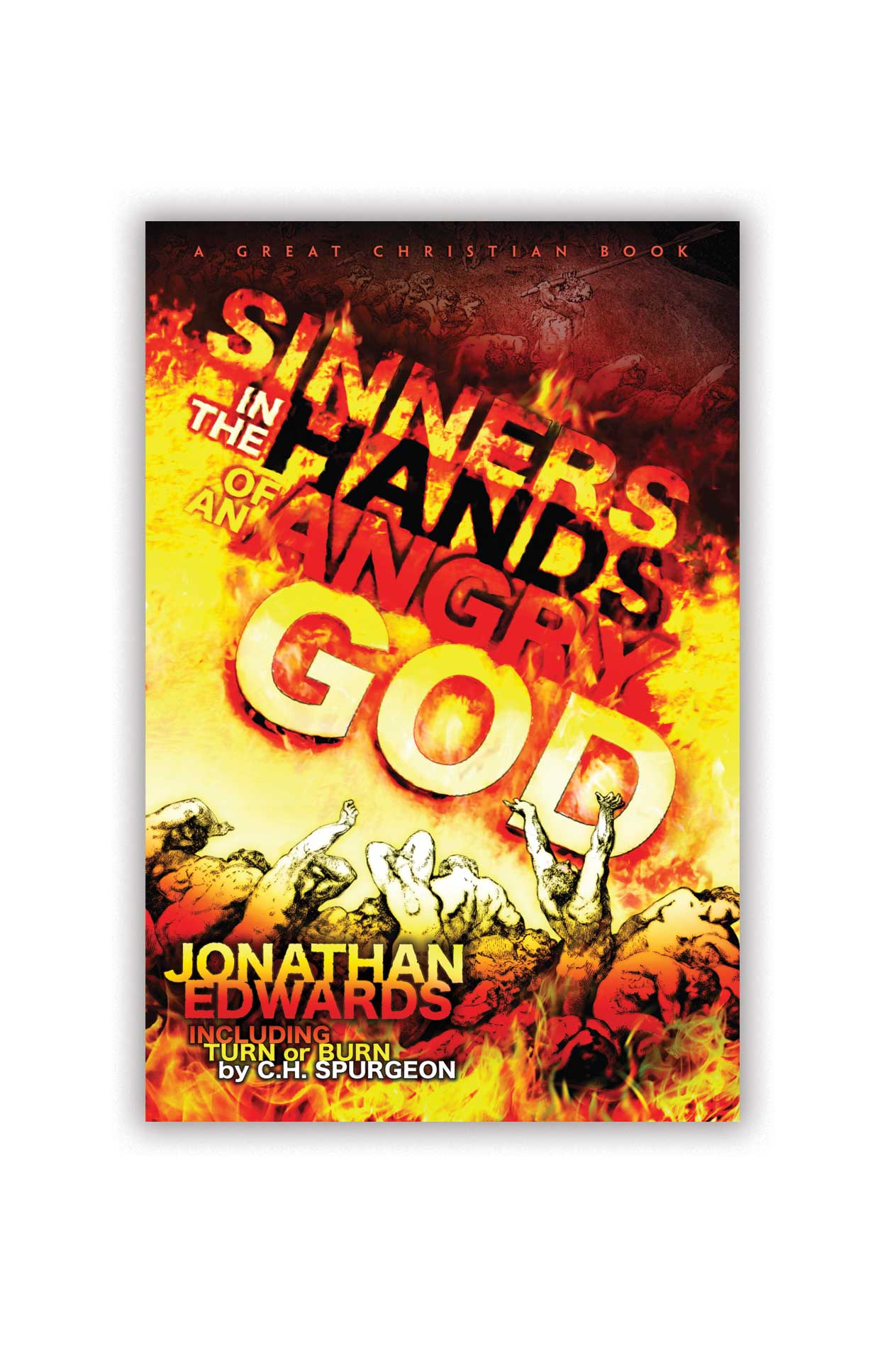 Sinners Hands Angry God