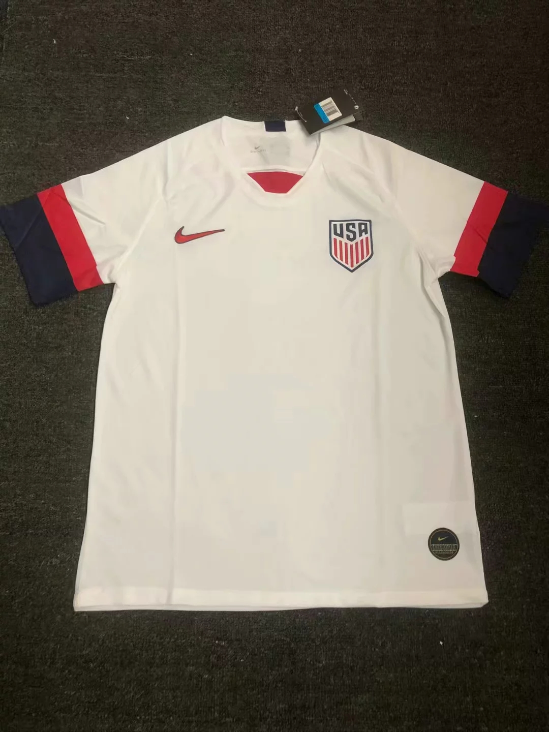 Gold Cup 2020.New Usa Home Soccer Jersey Cccf Gold Cup 2019 2020 Men Adults From Linsaistore