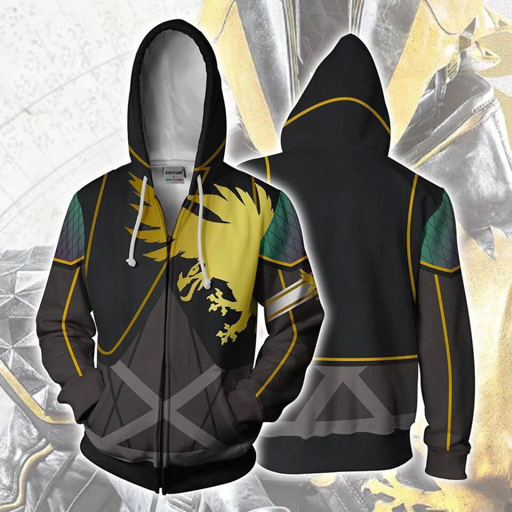 Destiny 2 - Warlock Zipper Hoodie from stylostore