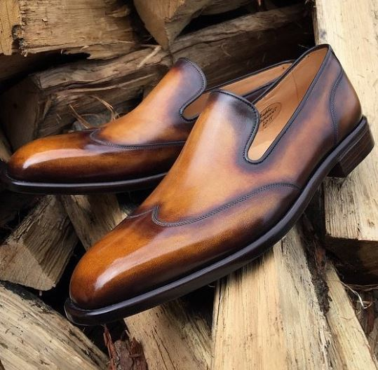 latest shoes design for man