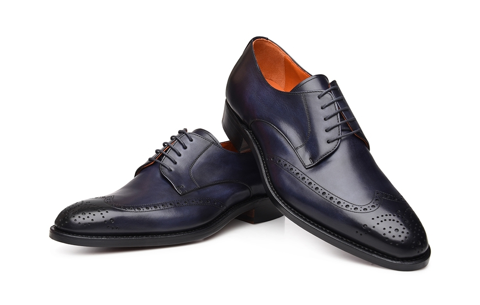7f916089b85 Handmade leather oxford shoes, men leather party shoes. Men leather formal  shoes - Thumbnail ...