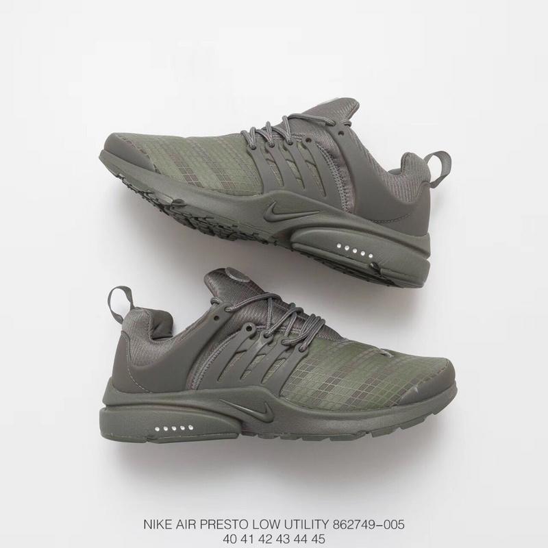 db438f882 NIKE AIR PRESTO LOW UTILITY Women Men Fashion Sports Leisure Running Shoes  Basketball Shoes