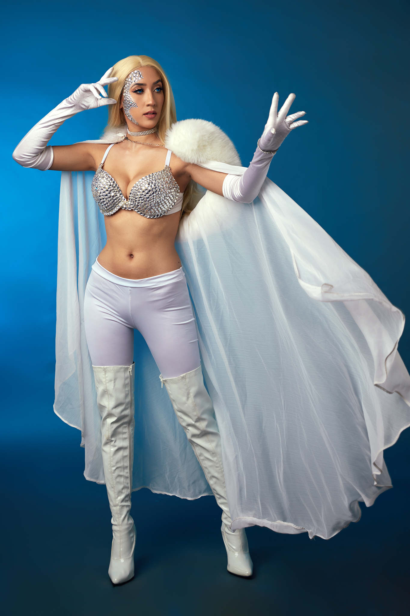 Emma Frost Christina Dark Cosplay Online Store Powered By Storenvy