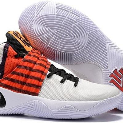 sale retailer c46a7 851f7  crossover  nike kyrie 2 white university red-black - Thumbnail 4.