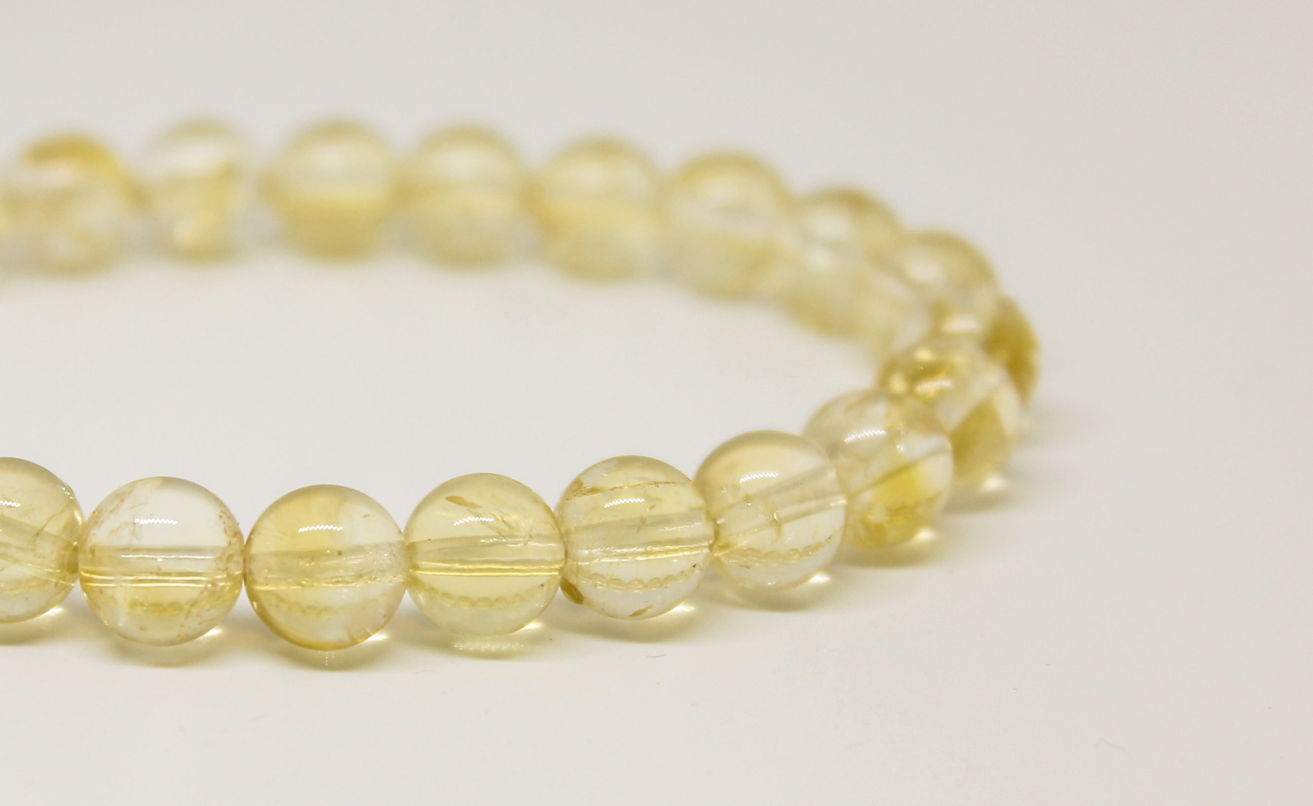 17a41717b4614 Citrine Bracelet 8mm Natural Citrine Womens Bracelet Beaded Bracelet Mens  Bead Bracelet Bracelet for Women Bracelet for Men Bracelet Stretch