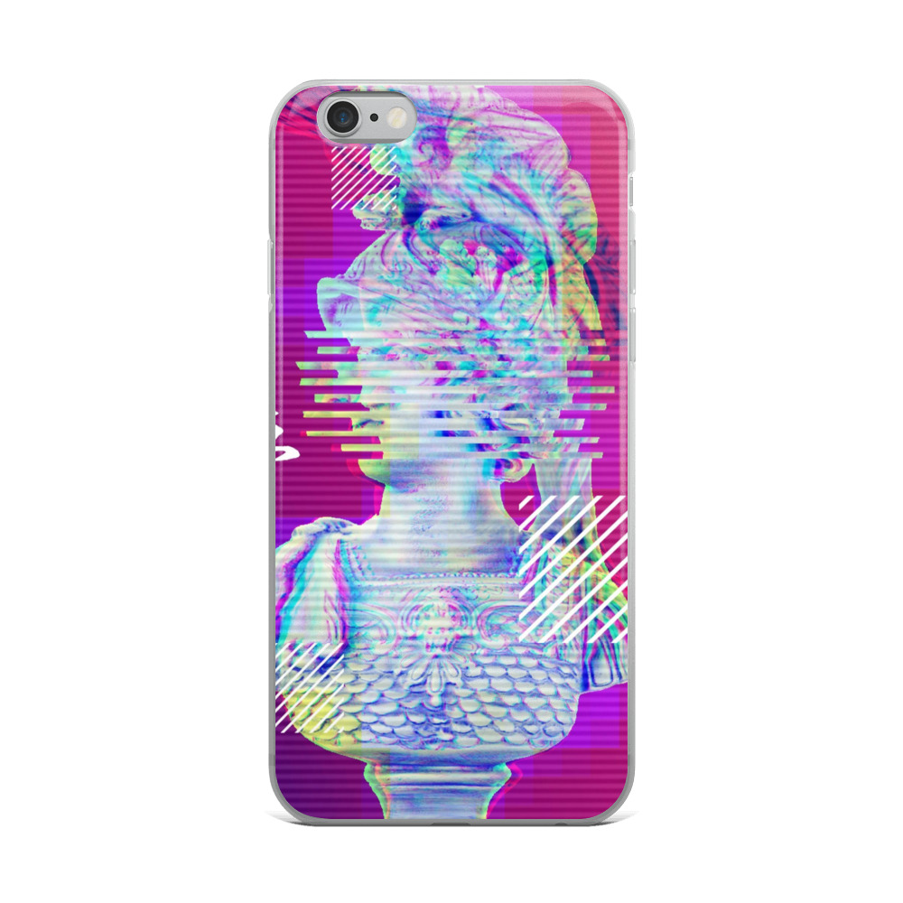 competitive price 8a807 8fd7d Vaporwave Aesthetic iPhone Case , iPhone 8 Plus/8 Case iPhone 7/7 Plus Case  iPhone 6/6S Plus Case iPhone X/XS Case iPhone XR Case iPhone XS Max Case ...