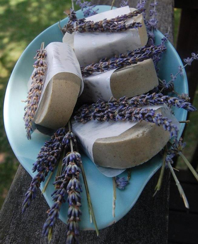 Beginner's Soap Making Class: Saturday, Sept  14th, 11am from Wild Rose  Soap Co