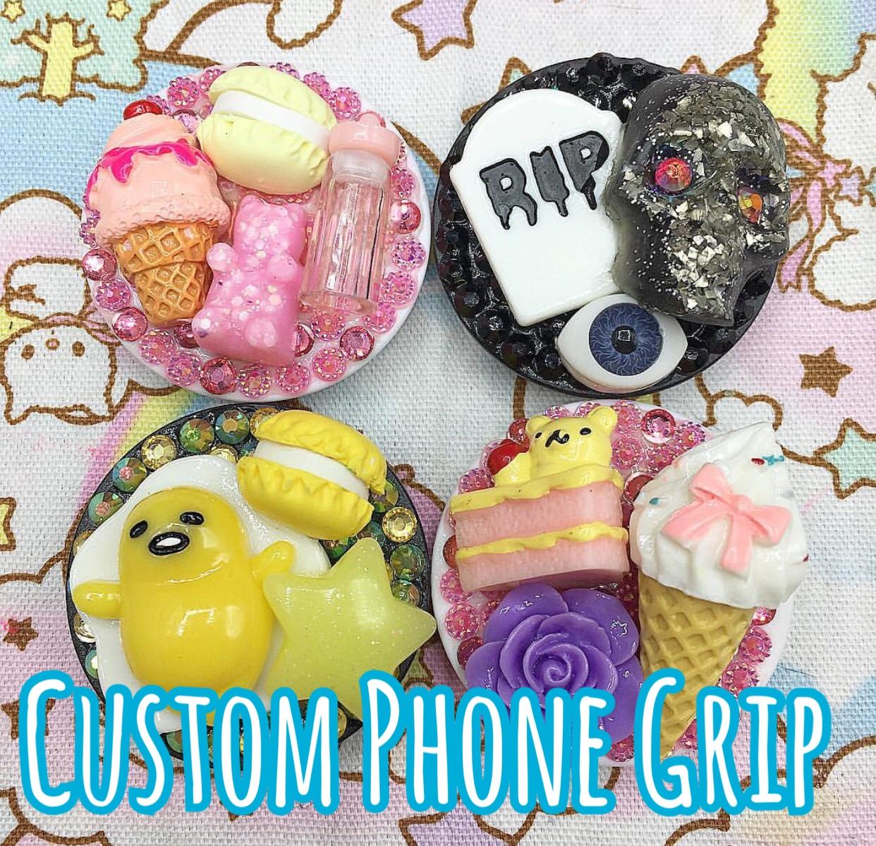 Custom Phone Grip