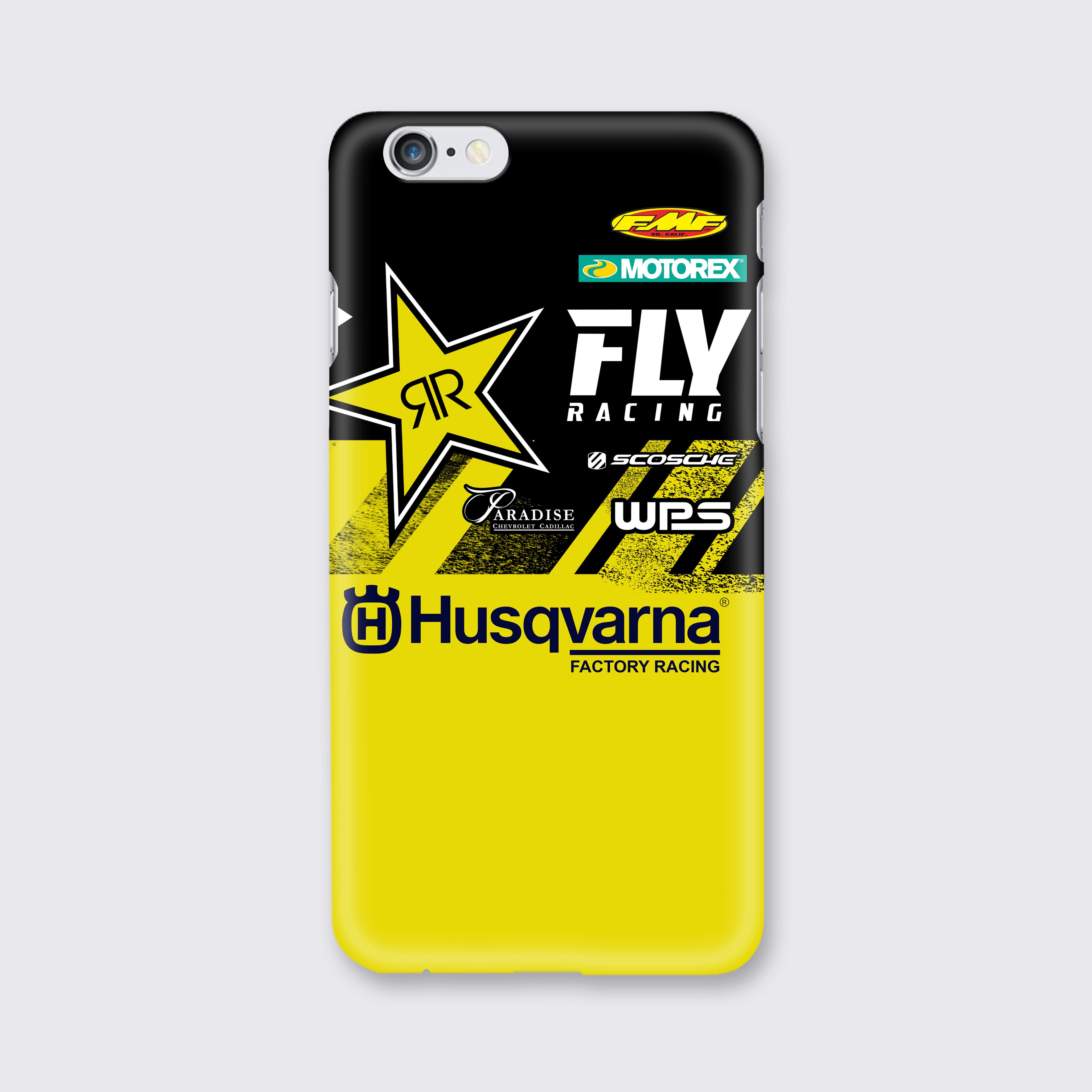 Cadillac Racing Logo iphone case