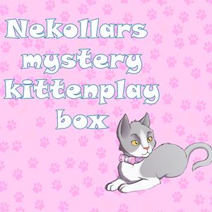 Pet Play Collar Kittenplay Collars Daddy Kink BDSM ABDL Kitten Play Collar Pet Play Cuffs White Kitten Play Cuffs DDLG Collar