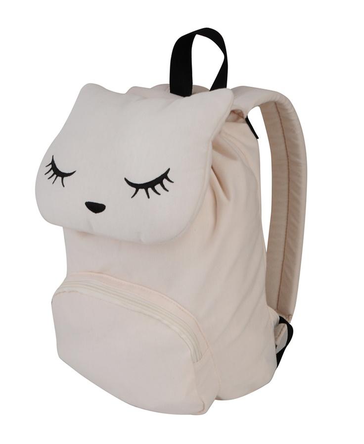 Kawaii Cat Backpack On Storenvy