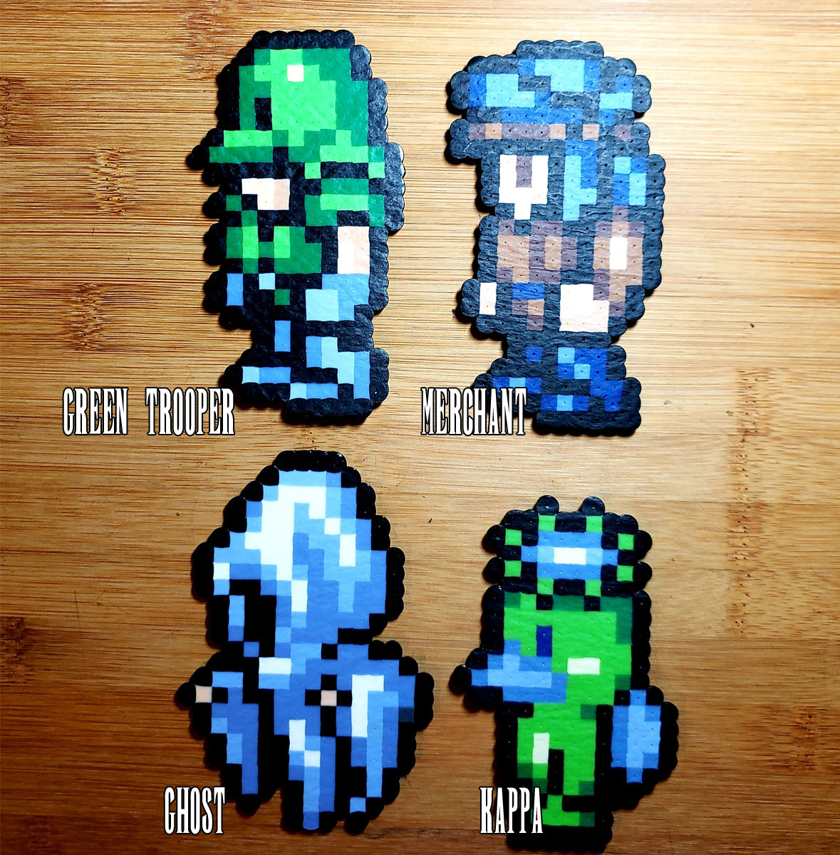 FF6 Character Sprites (Front) · Rusted Icon Designs ... |Ff6 Shadow Sprite