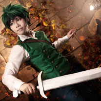 Poster ~Deku~ 20 x 30 cm medium photo