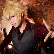 Poster ~Bakugo~ 20 x 30 cm medium photo