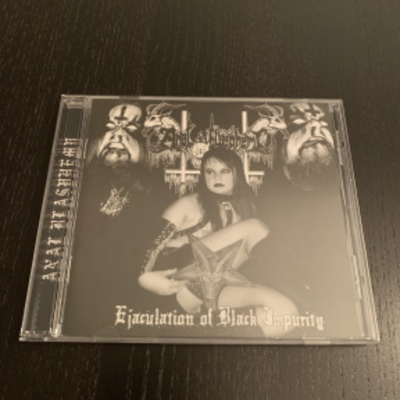 "Anal blasphemy- ""ejaculation of black impurity"" mcd"