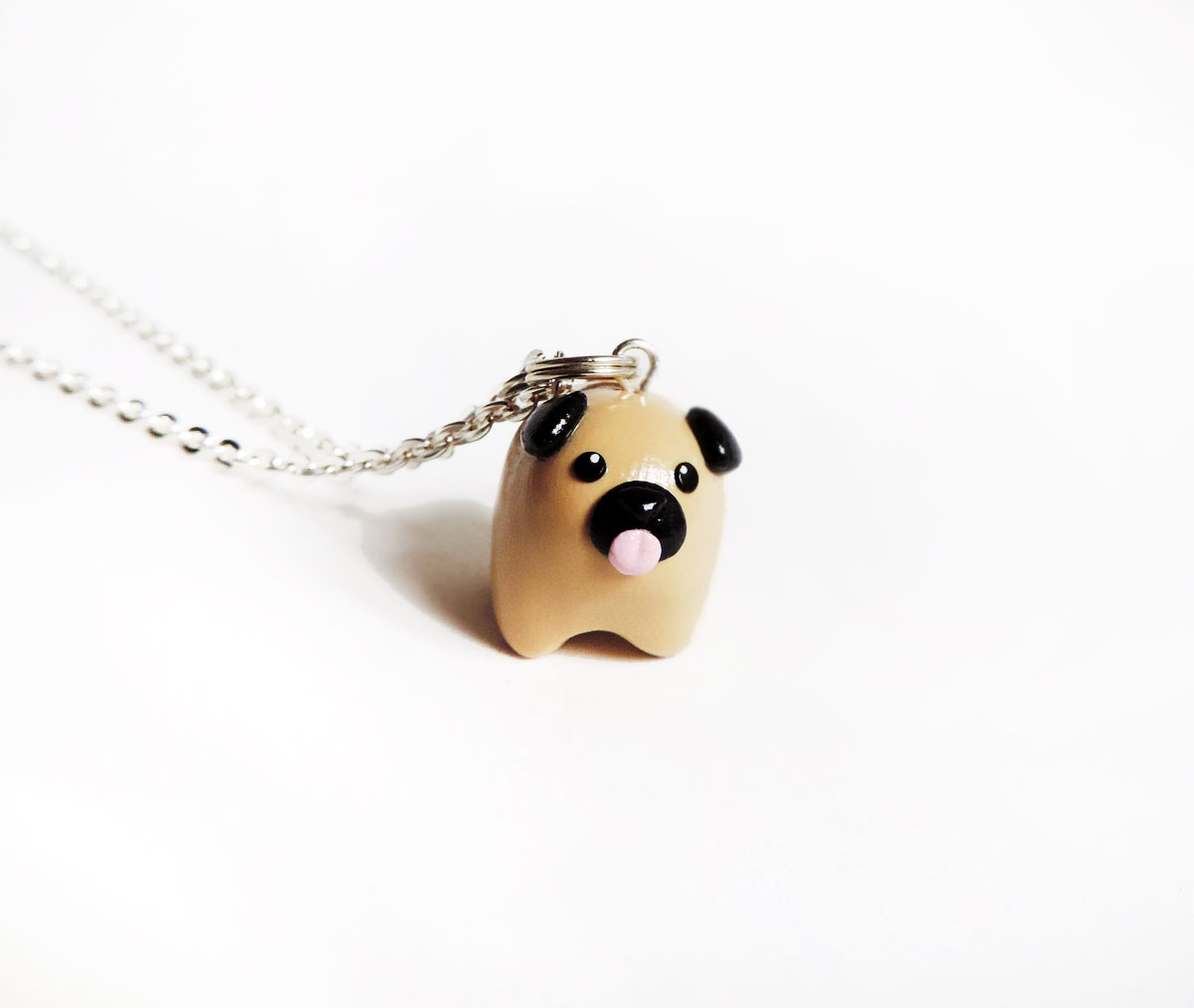 Cat bear express cute fat pug necklace online store for Jewelry stores in bear delaware