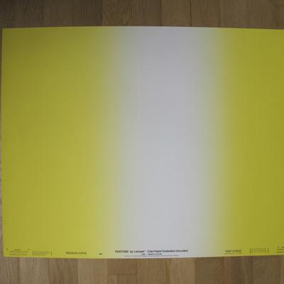 Vintage PANTONER Poster