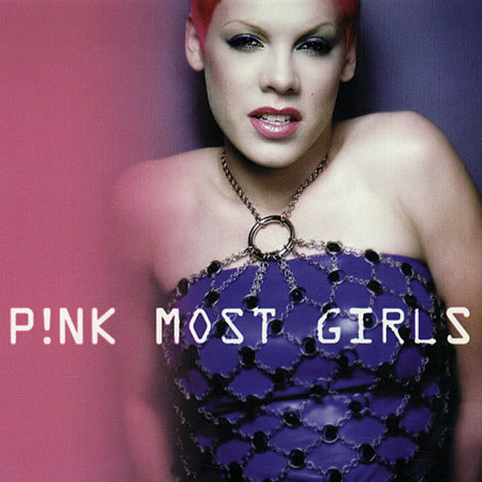 Pink dating a girl